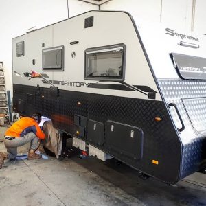 Caravan Modifications and repairs